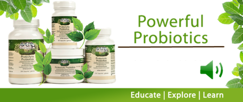 Powerful Probiotics