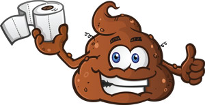 Colon health - poo